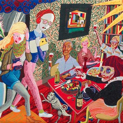 Grayson Perry Vanity Of Small Differences by Grayson Perry S New Exhibition In His Own Words S Bazaar