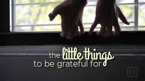 Be Grateful For The Little Things Don T Overthink A Lot - 24 little things to be grateful for youtube