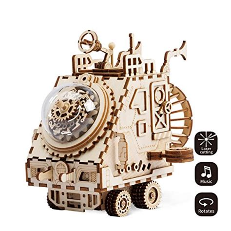 Mainan Edukatif 3d Puzzle Robotime Diy Construction Vehicle Classiccar robotime find offers and compare prices at wunderstore