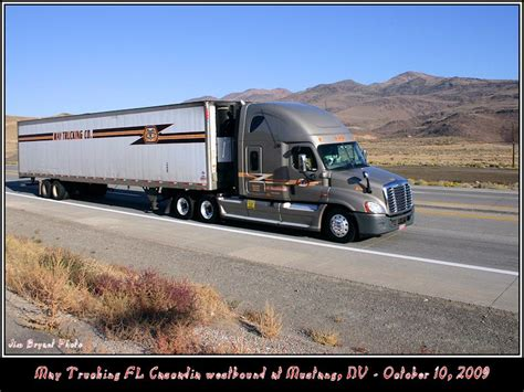 Mat Trucking by Jim Bryant Truck Pictures Truckload Companies May Trucking