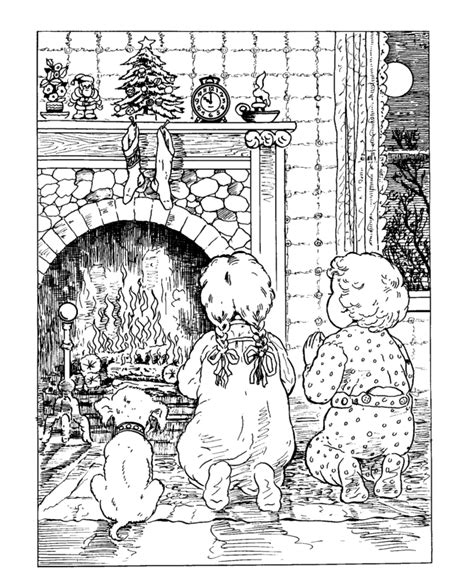 victorian christmas tree coloring page victorian christmaas free colouring pages