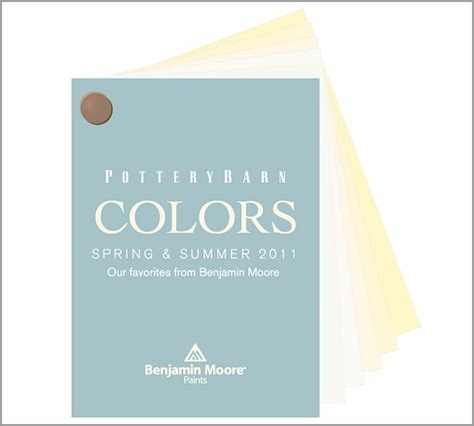 pottery barn paint colors 2009 handy home design
