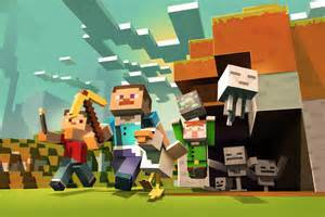 mine craft why minecraft predicts the future of collaborative work