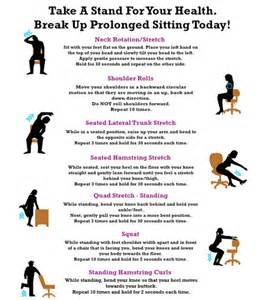 exercises at desk simple desk exercises you can do in the office shape
