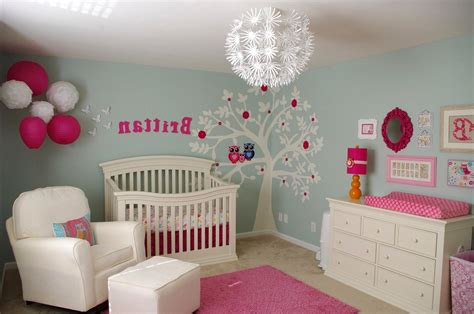 baby girl themes for bedroom bedroom cute baby nursery room decor for girl pink and