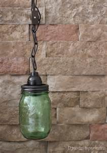 jar pendant light diy jar pendant light domestic imperfection