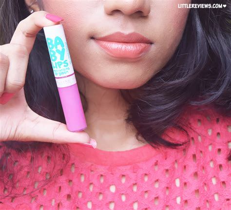 Lipgloss Maybelline Baby maybelline baby moisturizing lip gloss review