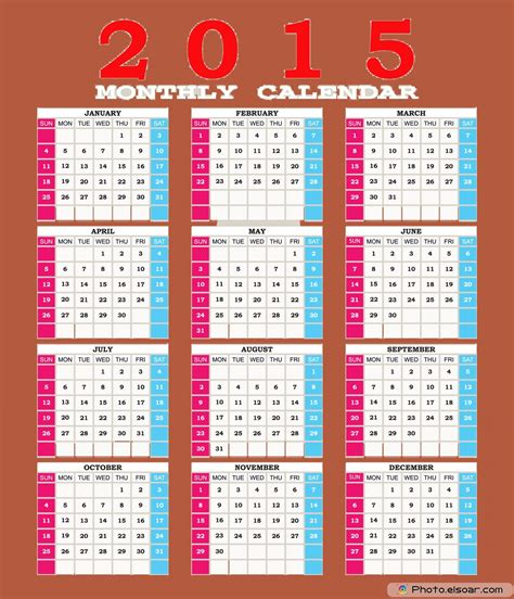 printable calendar 2015 cartoon printable calendar free 2015 2017 printable calendar