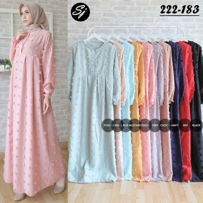 New Alika Tunik 2 busana muslim trendy