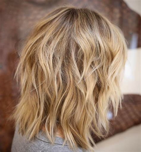 Medium Hairstyles For Thick Hair by 80 Sensational Medium Length Haircuts For Thick Hair In 2018