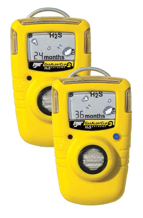 personal protective equipment to monitor gas gasalertclip