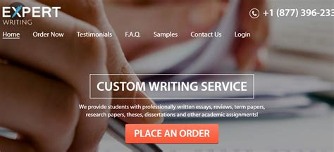 The Essay Expert by Writing Expert Review