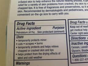eucerin aquaphor healing ointment review