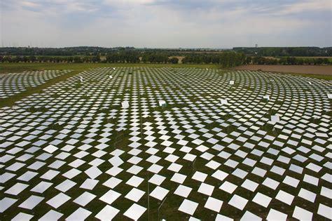 licht umleiten j 252 lich in die ganze welt sonnenkraftwerk er 246 ffnet n