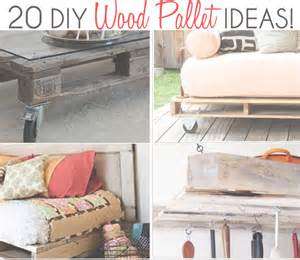 20 diy pallet ideas 187 little inspiration