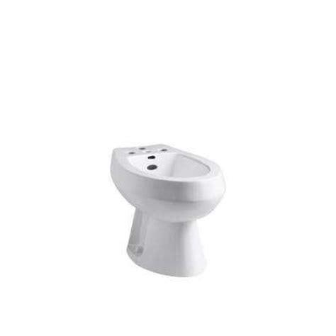 white vertical kohler bidet toilets bidets bidet