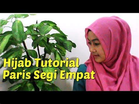 tutorial hijab paris simple untuk sehari hari hijab tutorial paris segi empat modern yang simple untuk