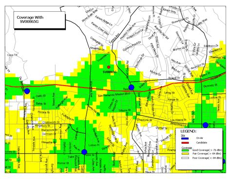 cell phone tower map proposed cell phone towers porter ranch neighborhood council