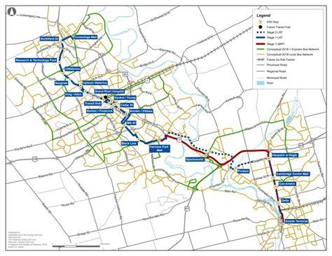 kitchener transit routes ken seiling explains why waterloo region chose lrt raise