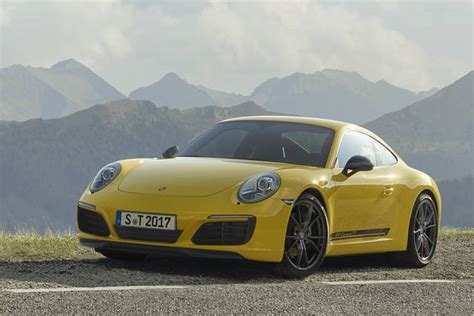 Porsche 911 Ma E by Porsche 911 T Pi 249 Essenziale E Sportiva