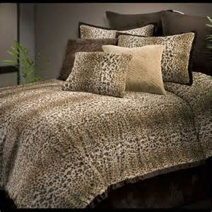 cheetah print comforter set safari bedding