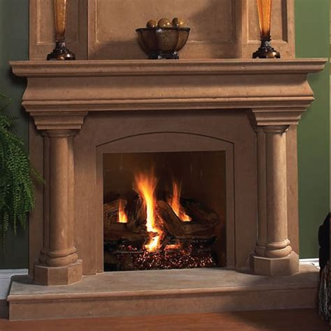 Cast Fireplace Mantels by 1126 555 Cast Fireplace Mantel Mantle