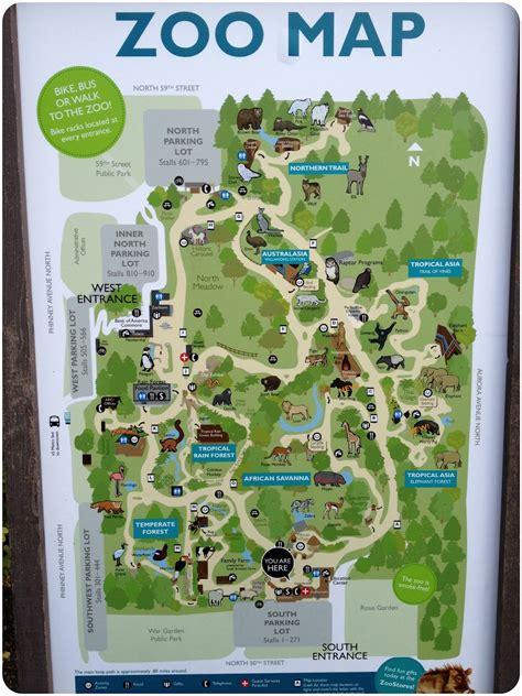 seattle zoo map seattle woodland park zoo kelsey