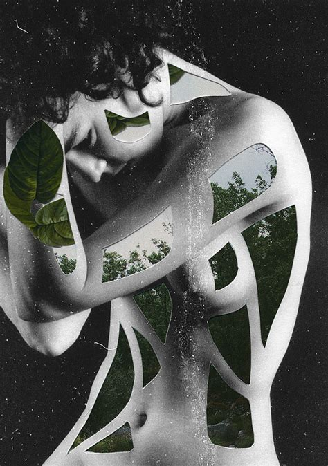 surrealistische collages van rocio montoya eyespired