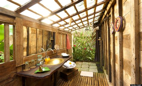 House Aired by This Balinese Hotel Took Water Bed To A Whole New Level Huffpost