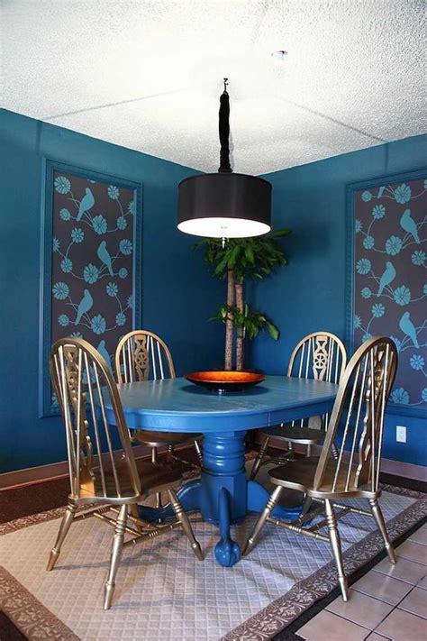 papiers peints originaux pour la salle  manger en  idees
