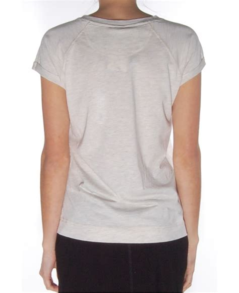 Unicef T Shirt lyst by malene birger venedy unicef t shirt in