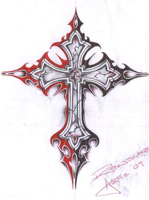 gothic cross tattoo designs celtic cross wallpaper 52 images