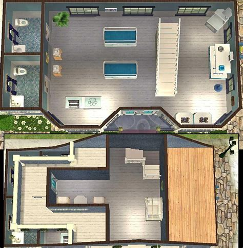 pet shop floor plan mod the sims carol town square