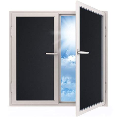 Sichtschutzfolie Fenster Wiederverwendbar by Fensterfolien Und Andere Wohnaccessoires Rabbitgoo