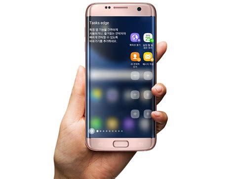Harga Samsung S8 Warna Gold harga samsung galaxy s7 edge pink gold di indonesia sudah
