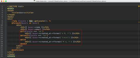 format date laravel blade linux apache php mysql smarty jquery rubyonrails 如何使用