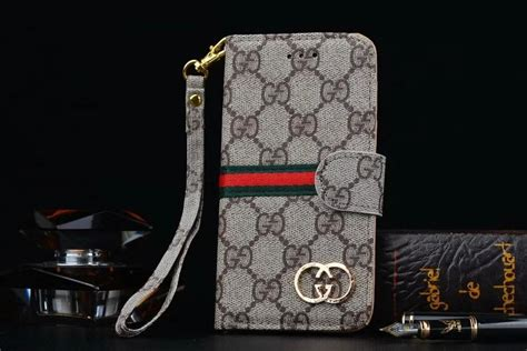 gucci leather wallet phone for apple iphone xs max phone swag