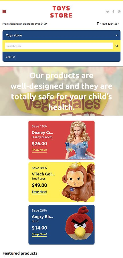 shopify themes toys toys store shopify themes
