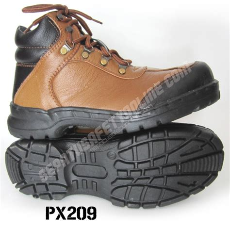 Sepatu An 08 my product safety shoes murah