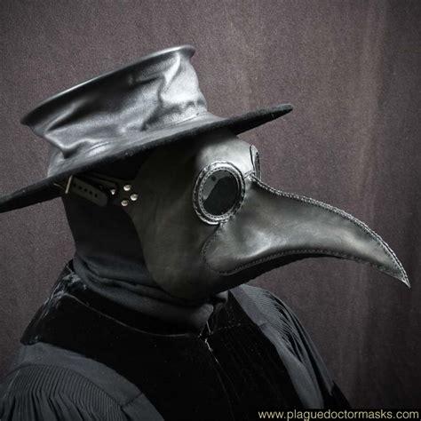 Masker Respirator nostradamus plague doctor mask for your plague doctor custome
