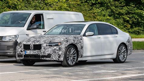 Bmw G30 Lci 2020 by Facelifted Bmw 7 Series Could Get More Hybrid Versions