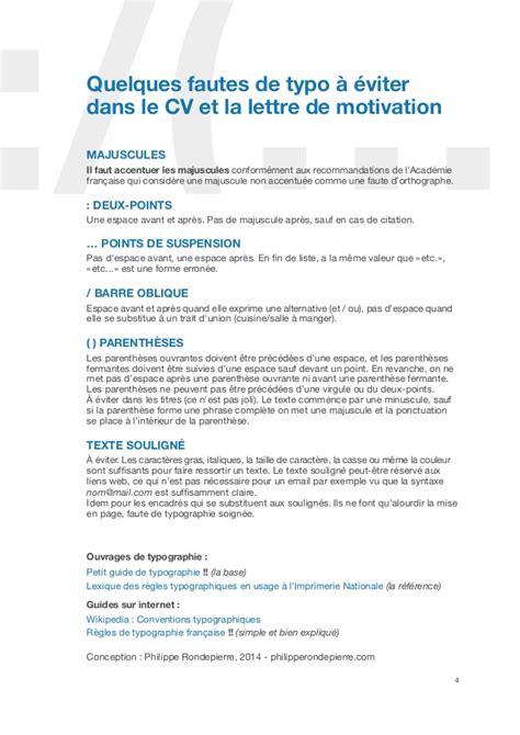 Lettre De Motivation De La Nationale 10 R 232 Gles Graphiques Pour Optimiser Cv