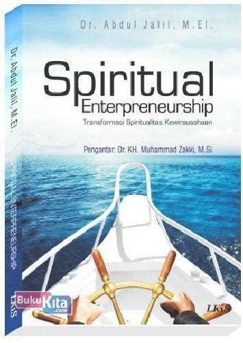 Enterpreneurship Kewirausahaan bukukita spiritual enterpreneurship transformasi