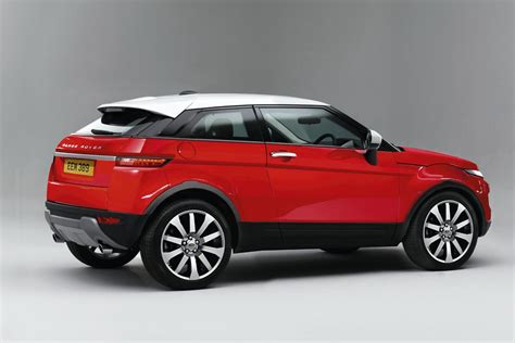 Range Rover S Mini Evoque Auto Express