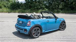 Mini Cooper Works Convertible 2013 Mini Cooper S Quot Cooper Works Quot Convertible Review