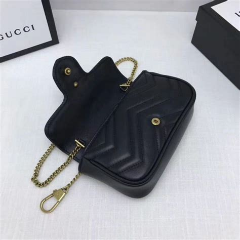 Gucci Gg Marmont Mini Leather Gucci Code Cg 913 Val replica gucci gg marmont matelasse leather mini bag 476433 black outlet sale