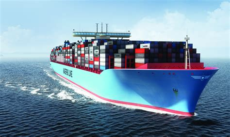 biggest shipping vessel in the world hyundai to build world s largest container ships for cscl