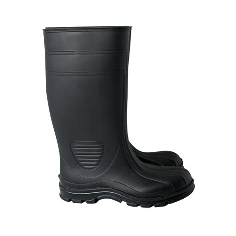 pvc boots economy industrial pvc rubber boots discount commercial