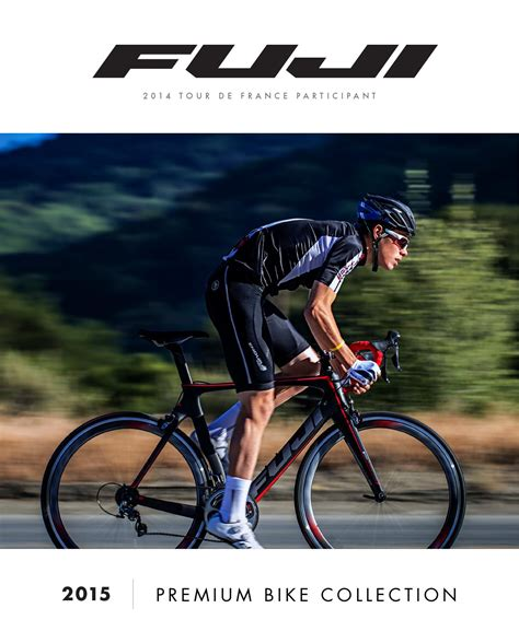 Kaos Fuji Bike Logo 1 2015 fuji catalog by fuji bikes issuu
