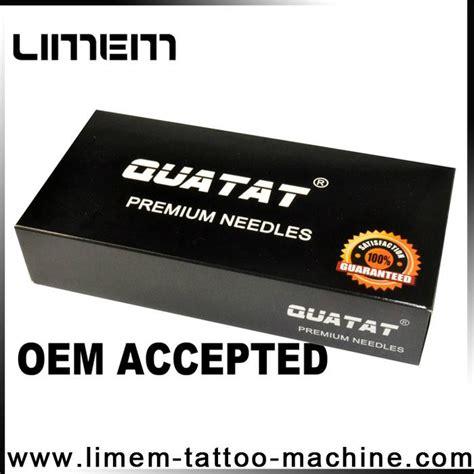 High Quality Quatat Brand Premium Tattoo Needles Pro | products yiwu limem tattoo equipment manufacturing